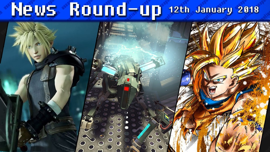 Gaming News Round-up | 12th January 2018