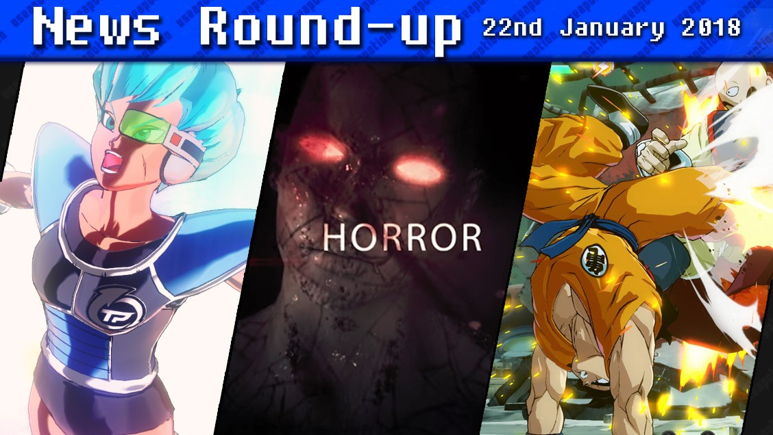 Gaming News Round-up   22nd January 2018