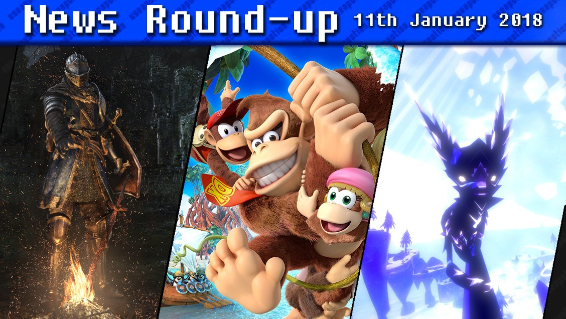 Gaming News Round-up | 11th January 2018