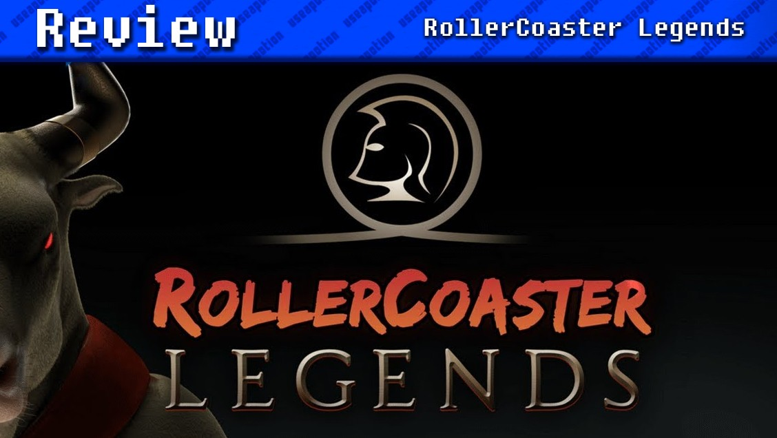 RollerCoaster Legends | REVIEW