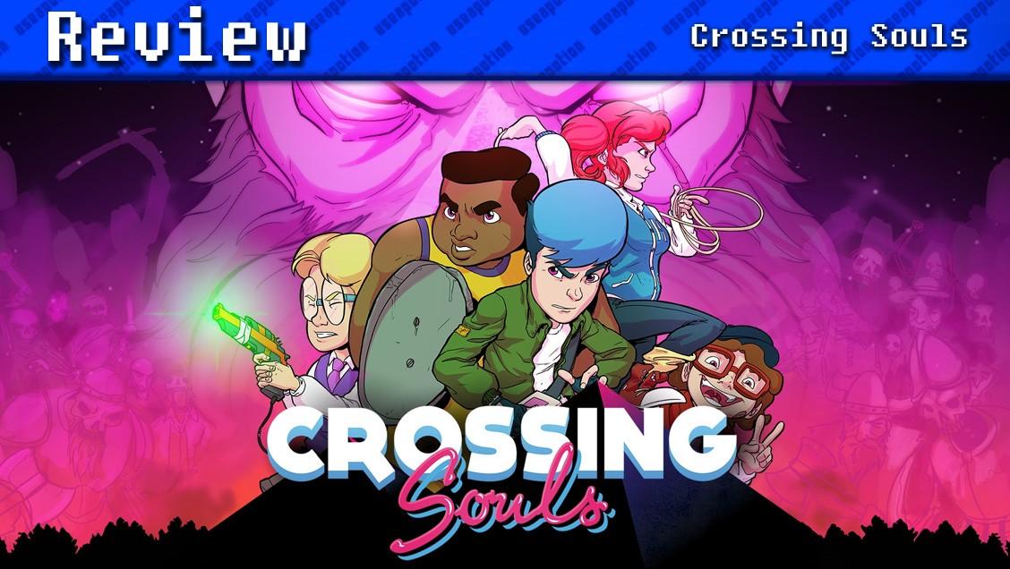 Crossing Souls   REVIEW