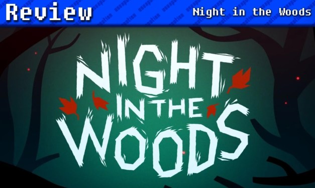 Night in the Woods | REVIEW