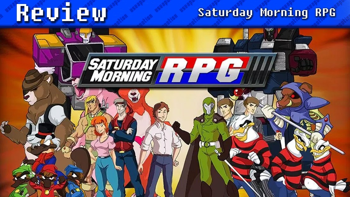 Saturday Morning RPG | REVIEW