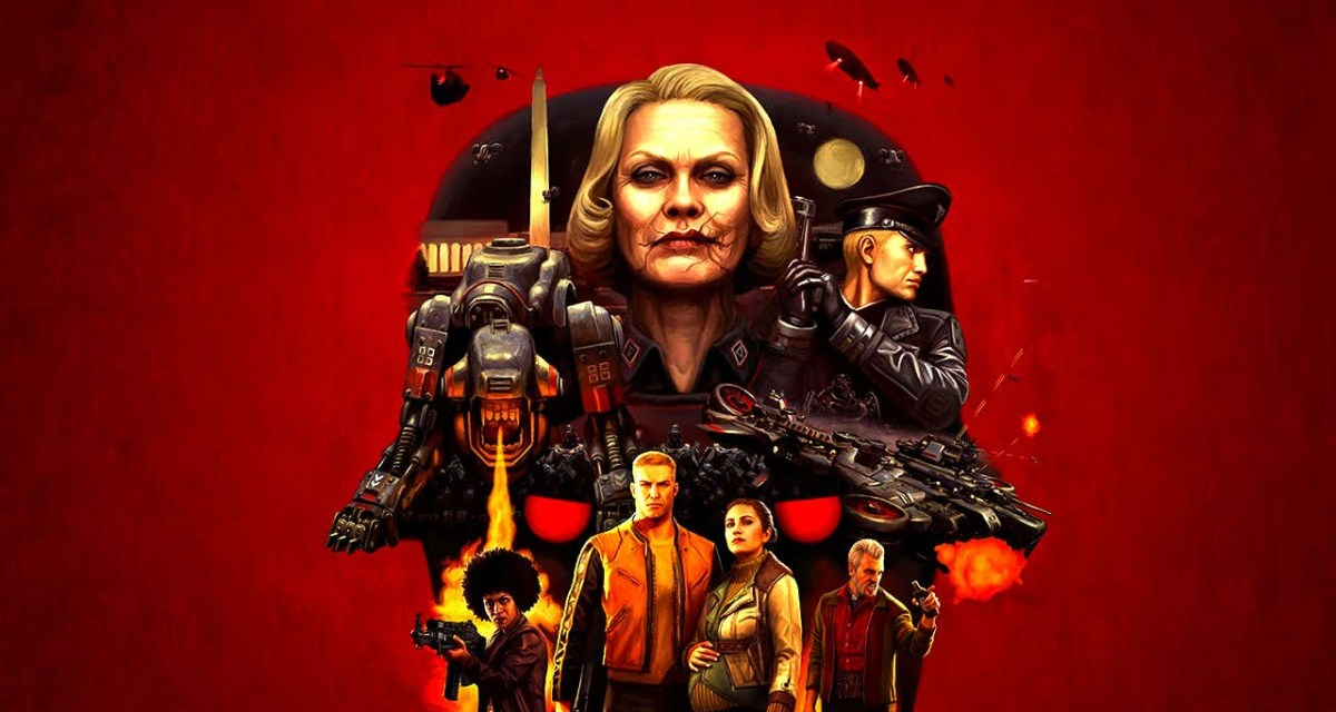 NEWS: Nintendo Switch owners can kill Nazis with Wolfenstein II: The New Colossus from today