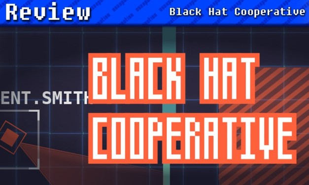 Black Hat Cooperative   REVIEW