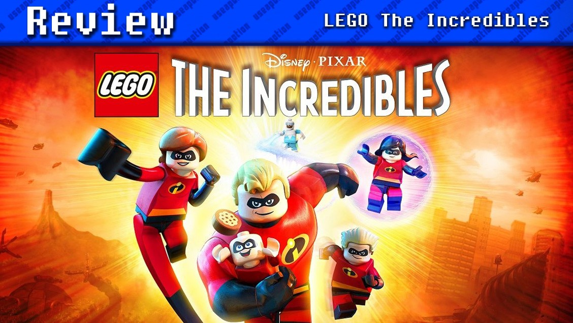 LEGO The Incredibles | REVIEW
