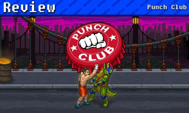 Punch Club | REVIEW