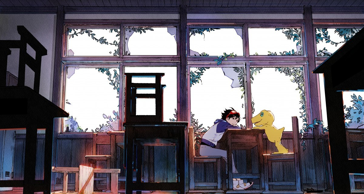 NEWS: Digimon Survive brings digital monster action to PC and consoles next year