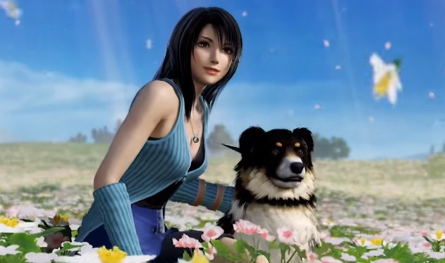 NEWS: FFVIII's Rinoa joins Final Fantasy Dissidia NT's roster from today