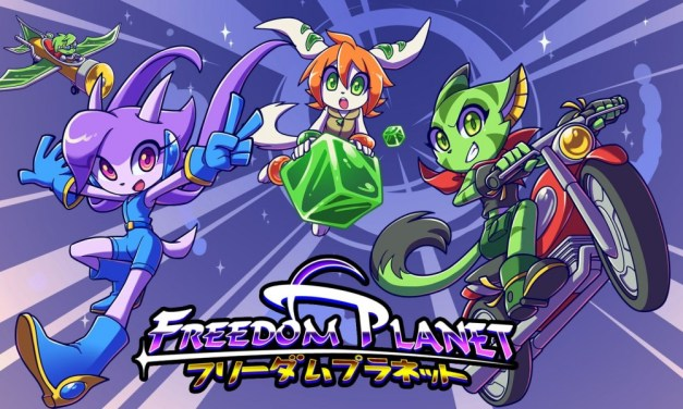 Freedom Planet   REVIEW