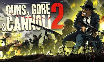 Guns, Gore and Cannoli 2   REVIEW