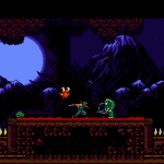16-bit/8-bit hybrid adventure The Messenger launches on PC and the Nintendo Switch today