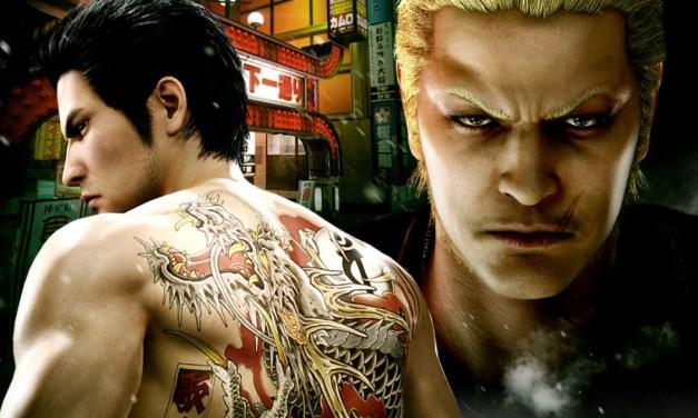 Yakuza Kiwami 2 launches on the PlayStation 4 today