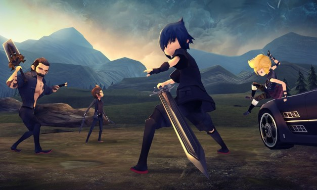 Final Fantasy XV Pocket Edition HD launches on the PS4 and Xbox One today
