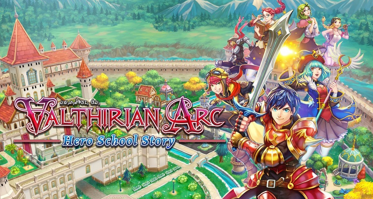 Valthirian Arc: Hero School Story | REVIEW