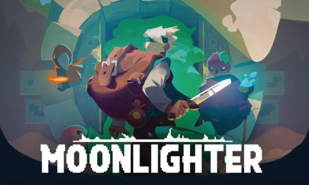 Head on an action-RPG adventure and look after your shop with Moonlighter – out today on the Nintendo Switch