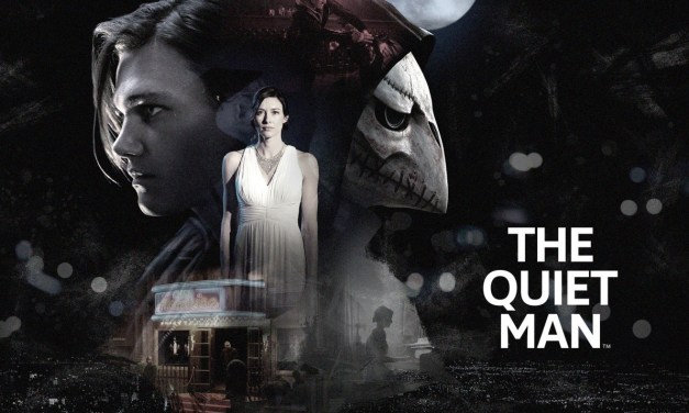 Square Enix's mysterious action title THE QUIET MAN launches on PS4 and PC today
