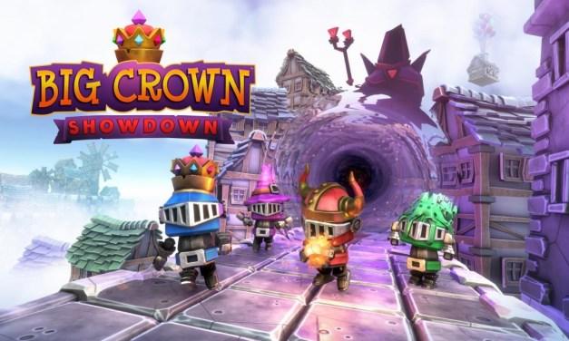 Big Crown: Showdown   REVIEW