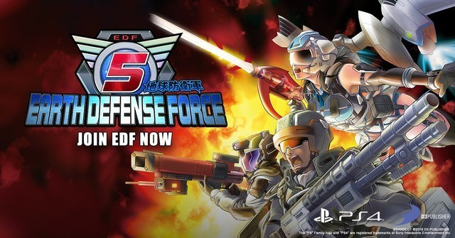 Earth Defense Force 5 | REVIEW