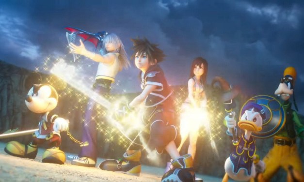 Kingdom Hearts III gets a new trailer to see out 2019