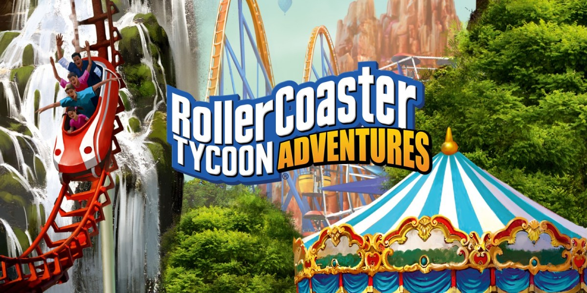 RollerCoaster Tycoon Adventures | REVIEW