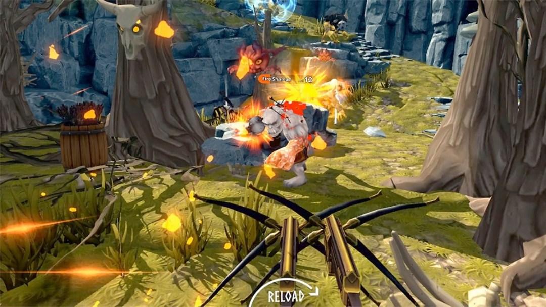 Trickster VR: Dungeon Crawler