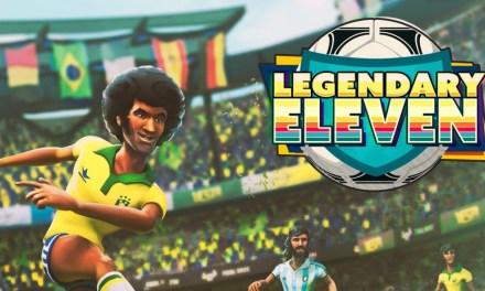 Legendary Eleven   REVIEW