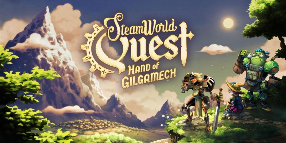 SteamWorld Quest: Hand of Gilgamech   REVIEW