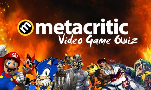 The Metacritic Video Game Quiz | QUIZ