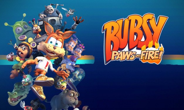 Bubsy: Paws on Fire   REVIEW