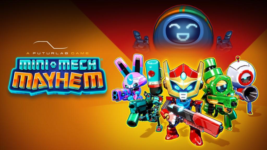Mini-Mech Mayhem | REVIEW
