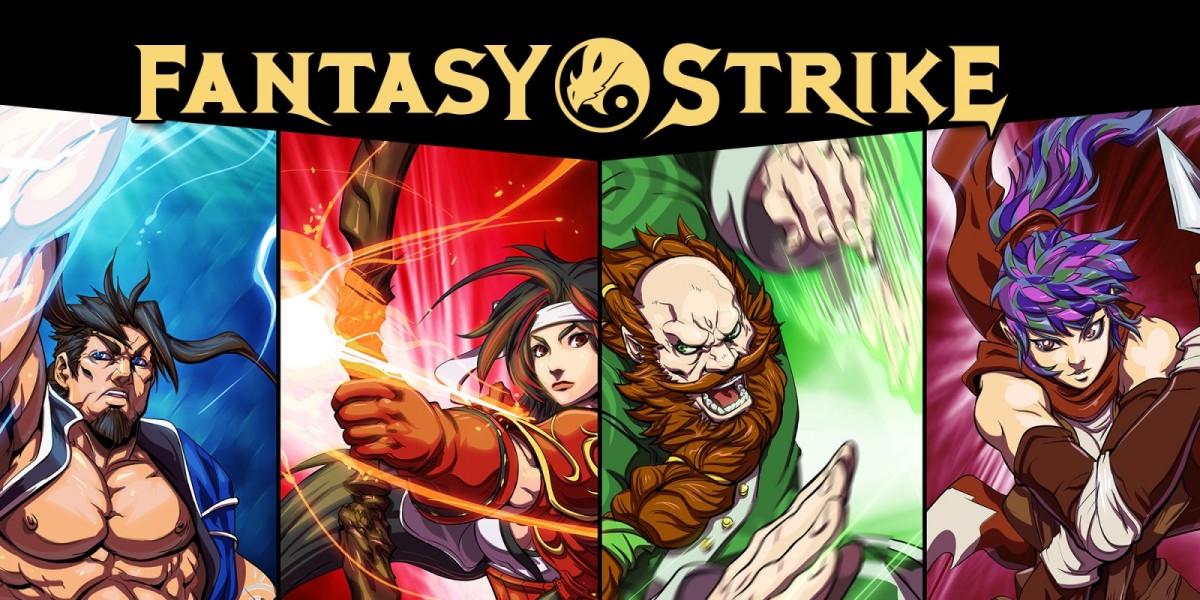 Fantasy Strike | REVIEW