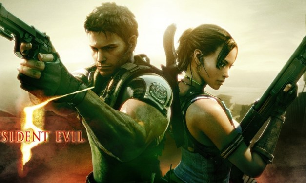 Resident Evil 5 [Nintendo Switch] | REVIEW