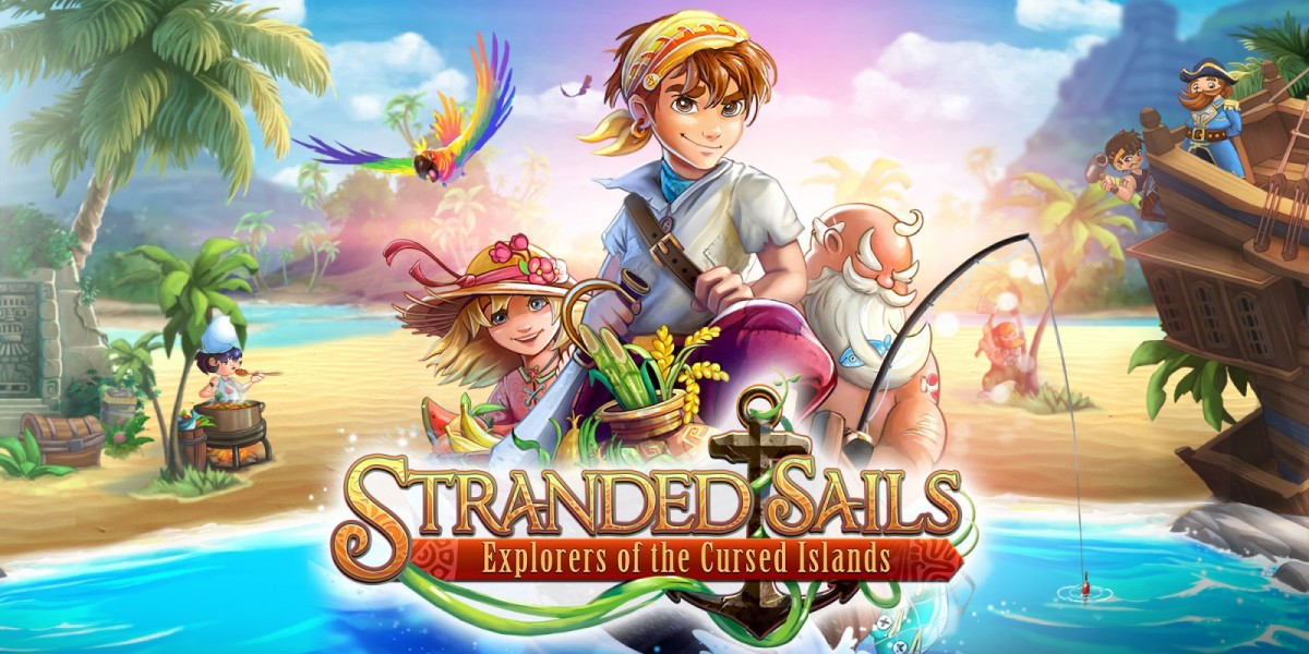 Stranded Sails: Explorers of the Cursed Islands | REVIEW