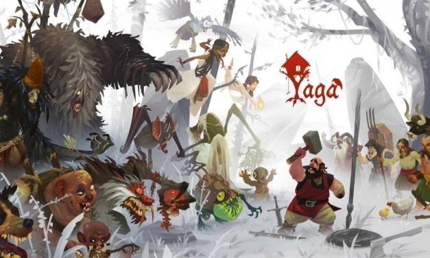 Yaga | REVIEW