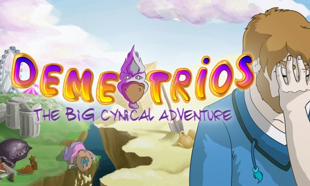 INTERVIEW: Find out more about Demetrios