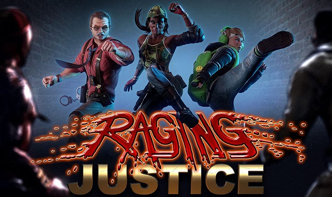 INTERVIEW: Find out more about Raging Justice