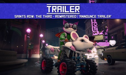TRAILER: Saints Row: The Third – Remastered | 'Announce Trailer'