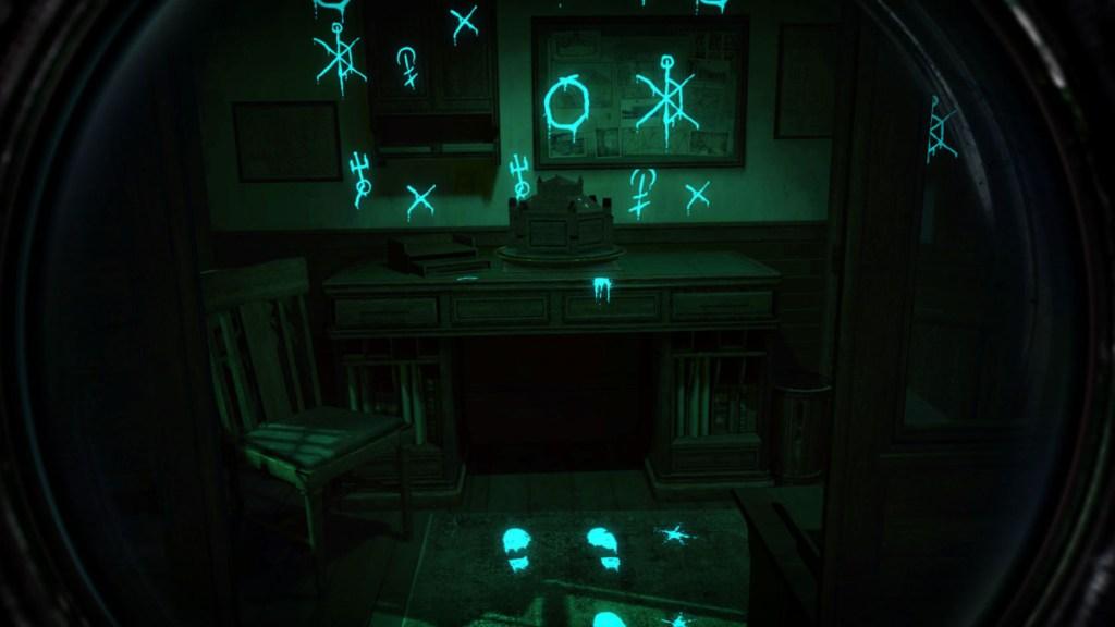 The Room: A Dark Matter