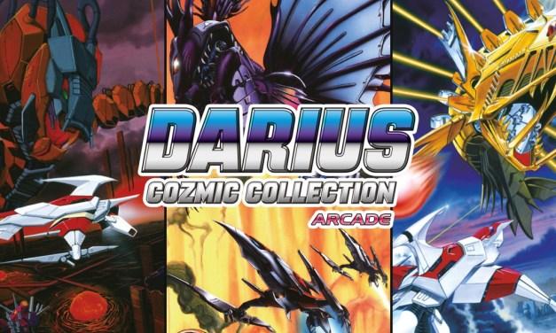 Darius Cozmic Collection Arcade | REVIEW