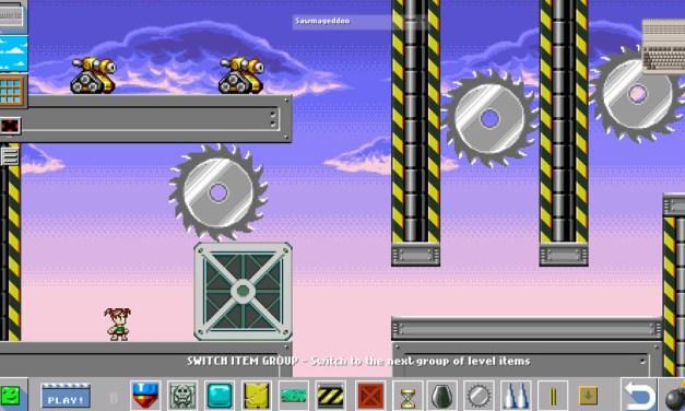 PlataGO! Super Platform Game Maker is SUPER CHEAP on the Nintendo Switch