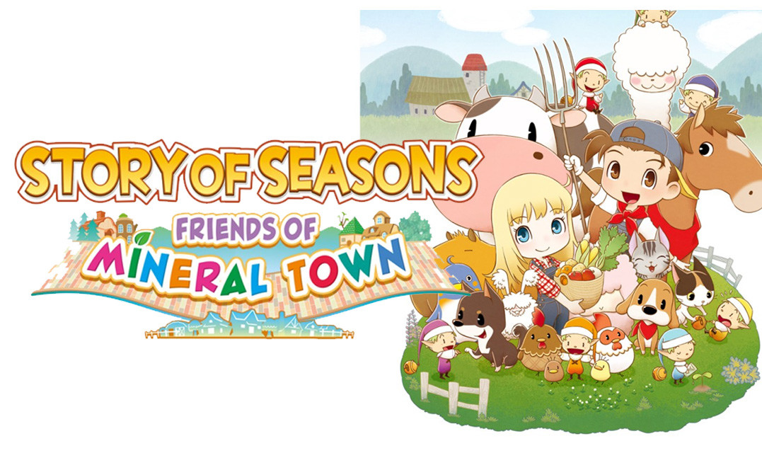 Story of Seasons: Friends of Mineral Town | REVIEW