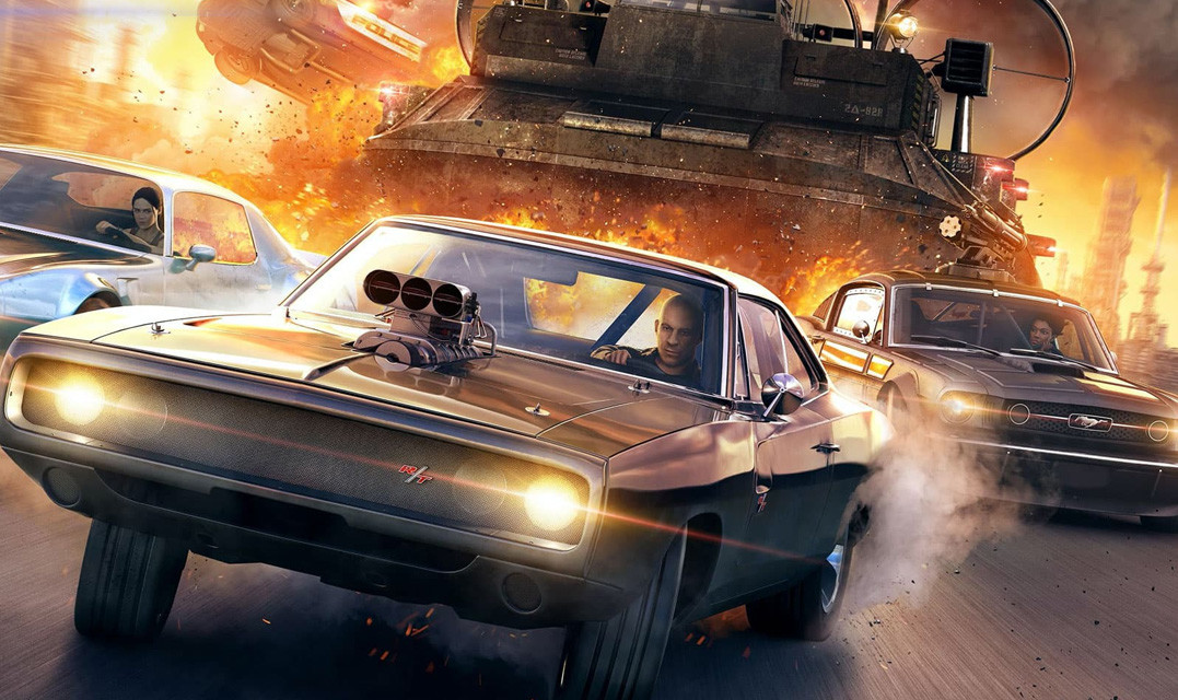 Fast & Furious Crossroads launches today on the PlayStation 4, Xbox One and PC