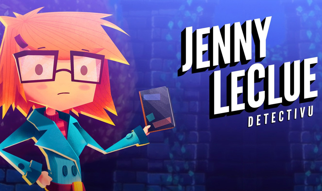 Jenny LeClue – Detectivu launches on the Nintendo Switch today