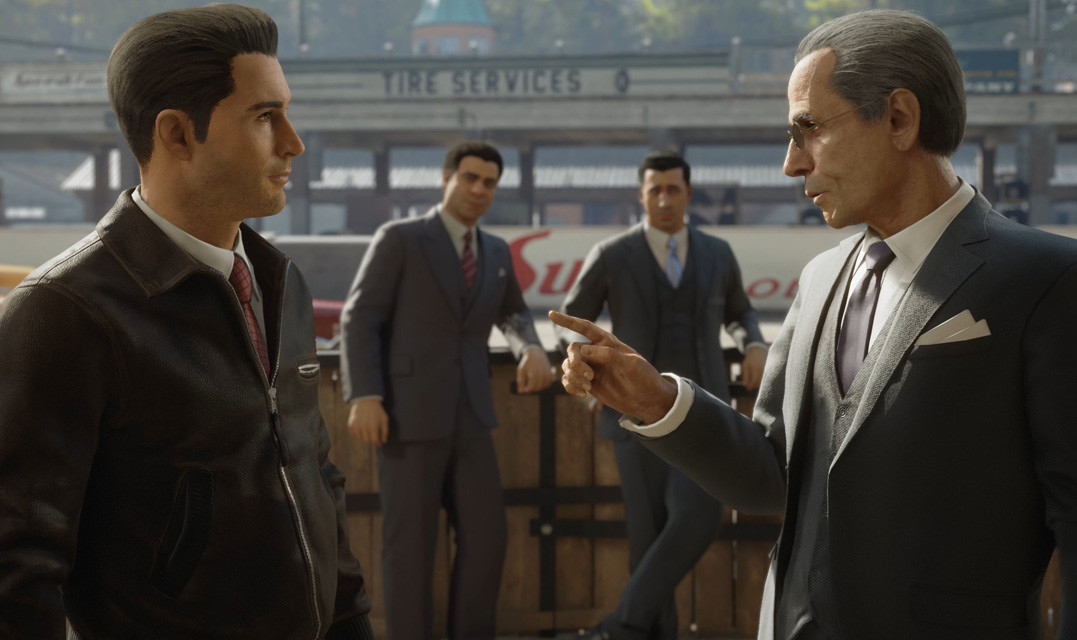 Mafia: Definitive Edition gets a new narrative-focused trailer ahead of next month's release