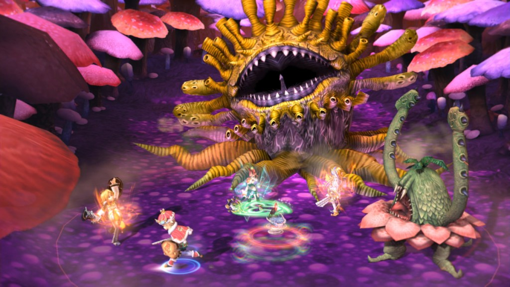 Final Fantasy: Crystal Chronicles Remastered Edition