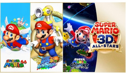 Super Mario 3D All-Stars is out now on the Nintendo Switch