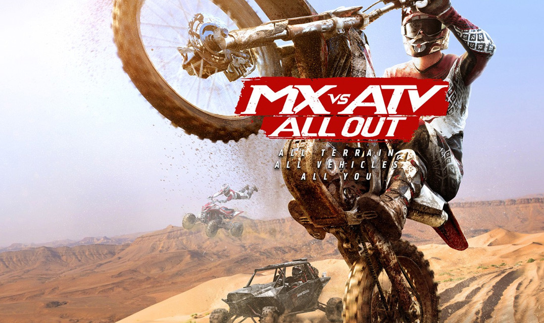 MX vs ATV: All Out   REVIEW