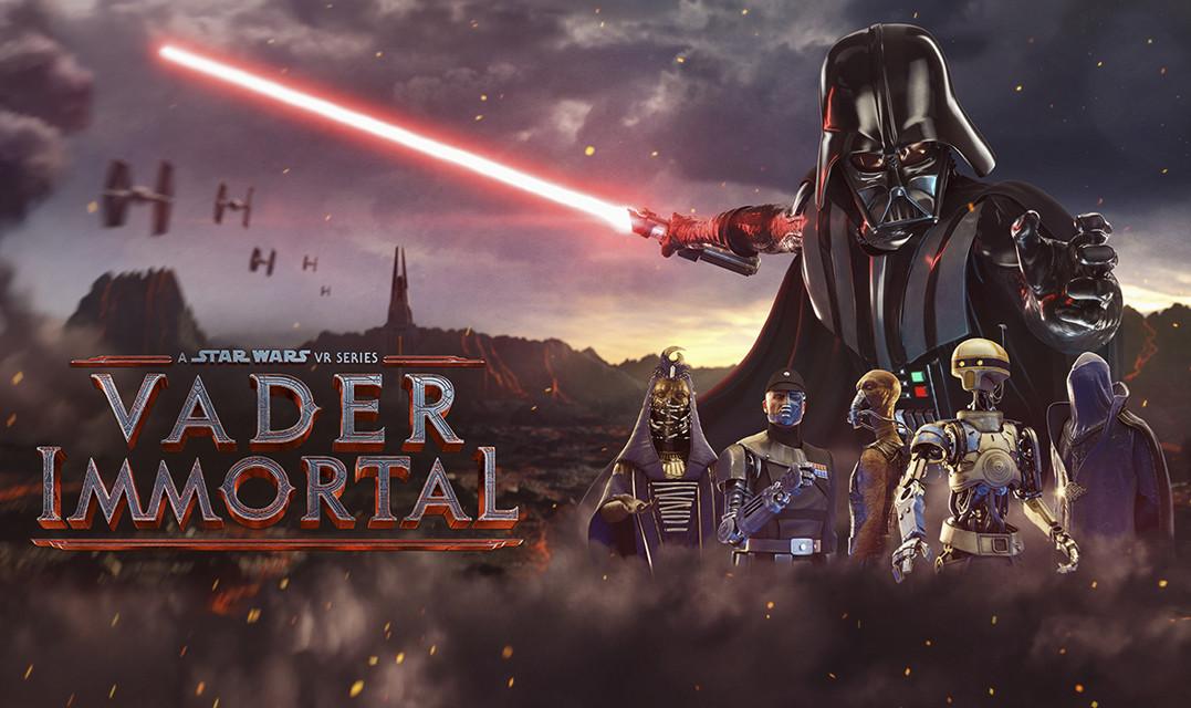 Vader Immortal: A Star Wars VR Series | REVIEW