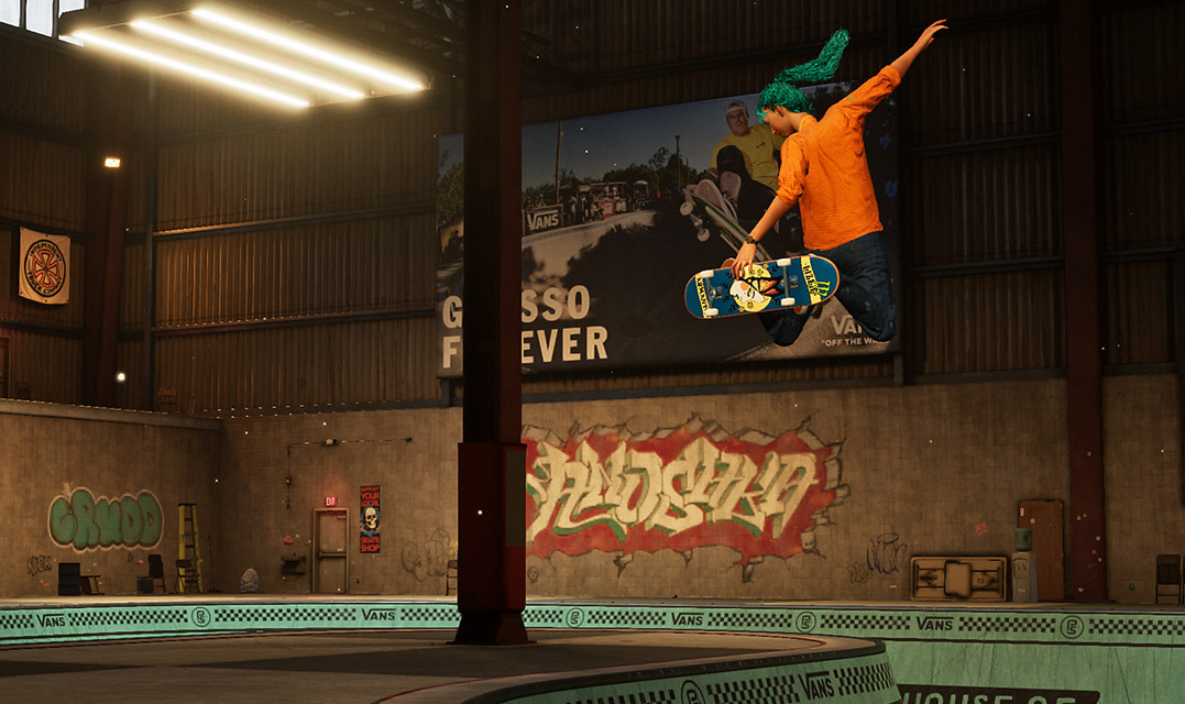 Tony Hawk's Pro Skater 1 + 2 is now available worldwide
